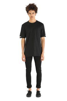 Slash Sleeve T-Shirt