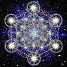 Radiando desde el Campo Unificado de Divinidad un Mensaje del Arcángel Metatrón