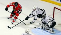 Chicago regroups after Game 2 barrage by LA Kings - Houston Chronicle