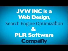 Video Creation for JVW INC.