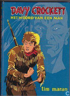 Tim Maran - Davy Crockett 7 Het woord van een man