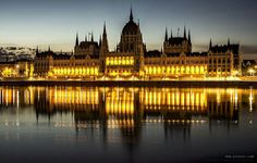 Parliament building in Budapest, Hungary Creative Architecture, Big Ben, Places Ive Been, World, Building, Pictures, Travel, Budapest Hungary, Facebook