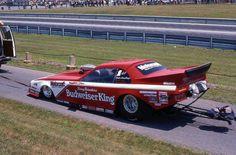 """Funny Car - Kenny Bernstein's """"Budweiser King"""""""
