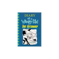The Getaway (Diary of a Wimpy Kid Book 12) (Hardcover) (Jeff Kinney)