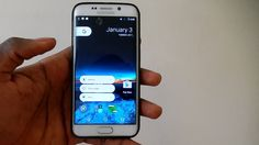 Lineage OS 7.1.1 Nougat Running on Galaxy S6 Edge https://www.youtube.com/watch?v=GEreyfBSdT4&feature=youtu.be