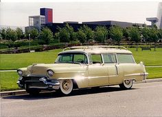 1956 Cadillac Eldorado station wagon. One of 12 custom orders