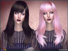 Sims 4 CC's - The Best: Anto - Romance (Hair)