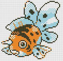 Explore the Pixel Art Grids collection - the favourite images chosen by on DeviantArt. All 151 Pokemon, Pokemon Pins, Pokemon Perler Beads, Hama Beads, Pixel Art Grid, Pokemon Pokedex, Animal Jam, Chart Design, Crochet Chart