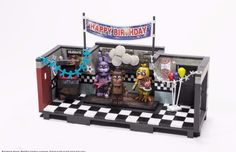 McFarlane's Super Cool 'Five Nights At Freddy's' Construction Set!