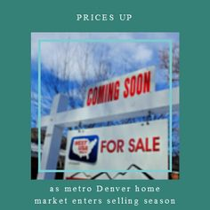 Strong demand for homes in metro Denver continued in March, further driving price increases and stiff competition between buyers. Moving To Another State, Price Increase, Business Journal, Luxury Lifestyle, Denver, The Neighbourhood, Colorado, March, Mac