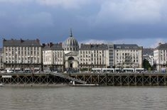 Ile de Nantes Notre Dame de Bon Port