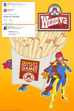 Wendys by KumaExposed | Smug Wendy's | Know Your Meme
