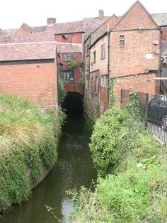 My character from the novel, Rose Sherbourne, is named after this river. The novel is set in and The hidden River Sherbourne behind the Burges, circa 2010 Coventry City, Canal Boat, English Style, Local History, English Roses, Old City, Sheffield, Tiny Houses, Cornwall