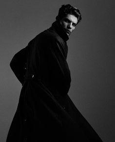 Baptiste Radufe photographed VanMossevelde+N and styled by Andrea Tenerani for Panorama Icon magazine