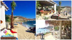 Agios Ioannis The Shirley Valentine Beach Mykonos Hippie Fish restaurant