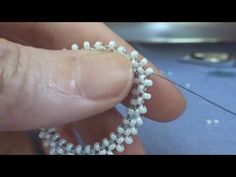 Explicación sencilla de la técnica raw DIY tutoriales de bisutería - YouTube