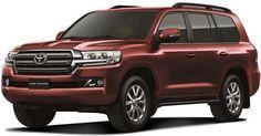 Toyota Land Cruiser 200 Vx