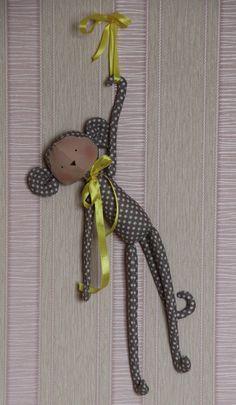 Tilda monkey master class