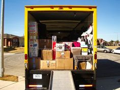 How To Consolidate Before A Move