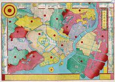 Tokyo Map 1894