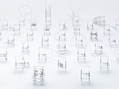 Japanese Manga become chairs Nendo preview Salone 2016 !