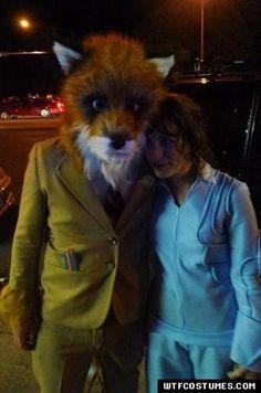 Fantastic Mr. Fox....indeed!