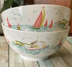 Cath Kidston, Coastal, Tableware, Dinnerware, Tablewares, Dishes, Place Settings