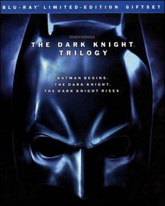 Dark Knight Trilogy [5 Discs] [Blu-ray]Blu-ray Disc883929281909 Front