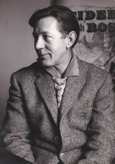 """Laurie Lee. I was introduced to """"As I Walked Out One Midsummer Morning"""" by a supply teacher when I was 13 and it just set my imagination on fire. I don't think I ever really looked back."""