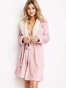 0ba07c9955 The Cozy Short Robe New Fashion Clothes