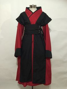 Queen Amidala Costume Includes; kimono, overlay and obi  -Wide double collar -Flared sleeves with flat trim -Vest overlay (removable) -Dring obi