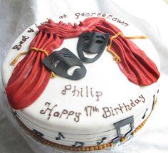 Theatre-cake