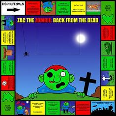 zacthezombie | BOARD GAMES