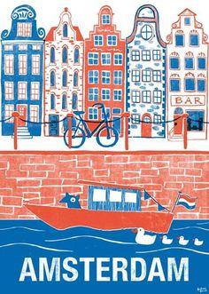 Amsterdam #travel #netherlands