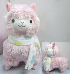 Alpaca Plush Doll ALPL0781