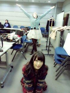 乃木坂46 (nogizaka46) Fukagawa Mai (深川 麻衣) said Takayama Kazumi (高山 一実) is the behind ameijingu year :D