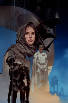 Rogue One: A Star Wars Story by Ben Oliver *