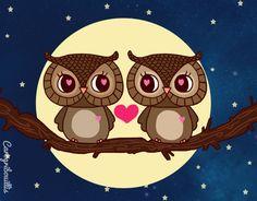 Hiboux/owl - www.carogribouillis.be