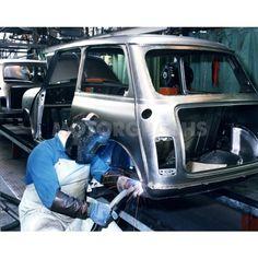 Longbridge Mini assembly old westworks-1987 photo by mab01uk