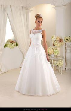 Isabel - Caroline 2 - 2014 One Shoulder Wedding Dress, Wedding Dresses, Image, Fashion, Bride Dresses, Moda, Bridal Gowns, Fashion Styles