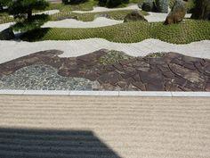Kitano museum which has a garden designed by Mirei Shigemori.