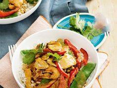 Stir Fry Chicken Satay recipe