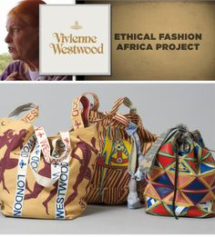 Vivienne Westwood and the Ethical Fashion Programme