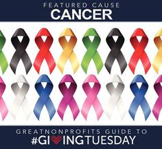 GreatNonprofits is counting down to #GivingTuesday by honoring top issues!  Today we're featuring Cancer Nonprofits like Cookies for Kids' Cancer, Okizu, NephCure Foundation and Making Headway Foundation!  See full list here: http://greatnonprofits.org/awards/browse/Issue:24/Campaign:Year2013/OrderBy:reviewsDesc