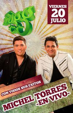 Michel Torres – La Michelmanía se toma Barranquilla – http://vallenateando.net/2012/07/18/michel-torres-la-michelmania-se-toma-barranquilla-noticias-vallenato/ - #Noticias #Vallenato !