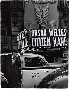 Orson Wells 1941  Photo: W. Eugene Smith    Thanks to greeneyes55.
