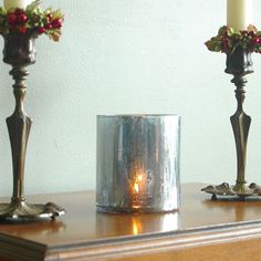DIY Candle Holders for the Holidays | Capper's Farmer