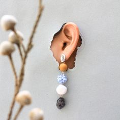 These earrings are simple, modern and beautiful. Each Rose Gold Bar Stud earring is individually cut, soldered and polished for a beautiful hand-crafted, high-quality pair of earrings. Bar Stud Earrings, Earrings Photo, Diamond Hoop Earrings, Photo Jewelry, Fine Jewelry, Geek Jewelry, Gothic Jewelry, Jewelry Photography, Minimalist Jewelry