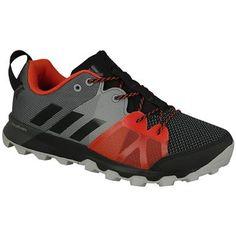 bd97252ad3 Adidas Kanadia Trail 8 Trail Running Shoes - Mens Core Black Core Black  Energy Outdoorové Vybavení