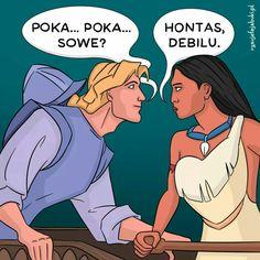 #pokasowe #Pocahontas